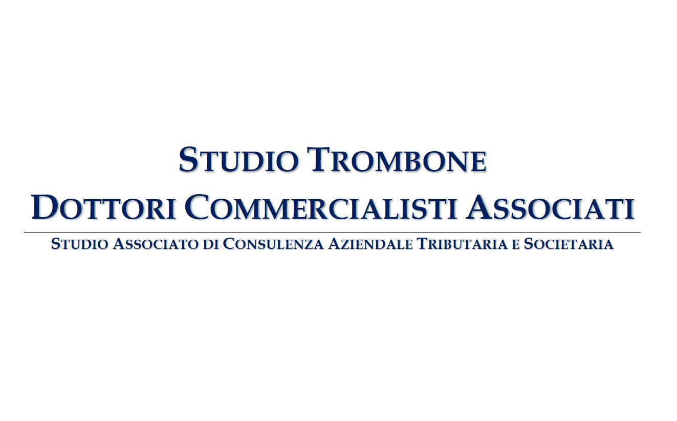 Studio Trombone Dottori Commercialisti Associati